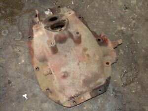 Case Sc Tractor Rear End Cover