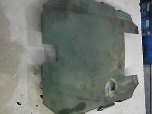 Oliver 1755 Tractor Gas Tank Shield
