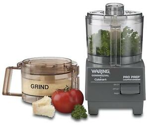 New Waring Commercial 3 4 Quart Food Processor Wcg75 Warranty
