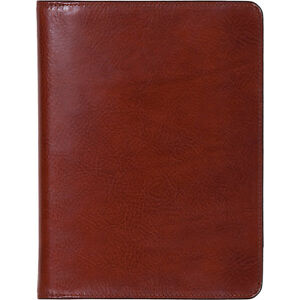 Scully Italian Leather Desk Journal Blank Page Business Accessorie New