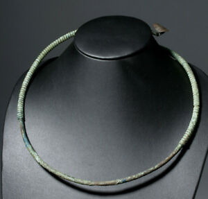 Artemis Gallery 10th C Viking Bronze Neck Torq