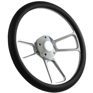 New World Motoring 61 64 Ford Pick up excl Econoline Steering Wheel Kit 14