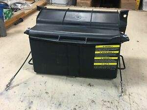 Ford Econoline Van Cab Chassis Truck Steel Battery Box With Lid Rv Semi