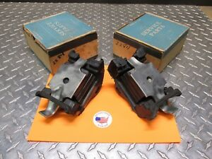 1965 To 1972 Chevrolet Oldsmobile Pontiac New Set Of 2 Front Motor Mounts Usa