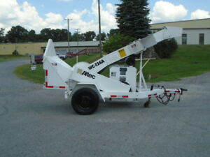 2010 Altec Wc 126a Wood Chipper Forestry Arborist