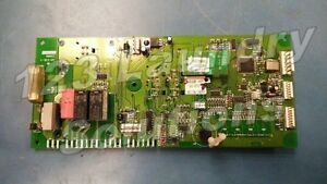 Washer Control Board For Continental Girbau P n 501236 1 339606k 339606 As Is