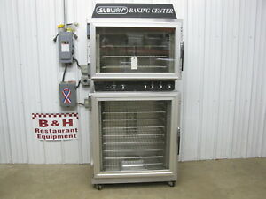 Duke Subway Baking Center Bakery Bread Convection Oven W Proofer Ahpo 6 18