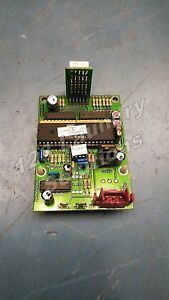 Washer Coin Counter Board For Speed Queen P n 370410 Used