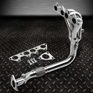 4 1 Tubular Exhaust Manifold Header Extractor For 98 02 Accord 2 3l F23 2 4 dr
