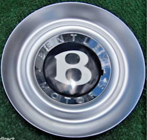 Oem Factory Bentley Continental Flying Spur Mulliner 20 Inch Wheel Center Cap