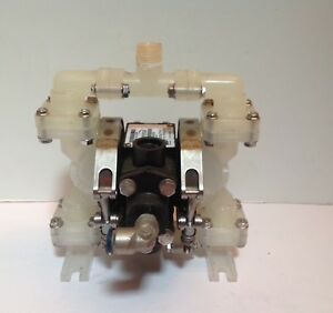 Sandpiper Double Diaphragm Pump Air Operated Pb1 4 Tt3pp 100psi