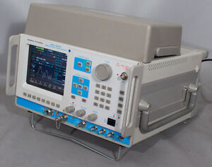 General Dynamics motorola R 2670 r2670 Fmda Communication Systems Analyzer opts