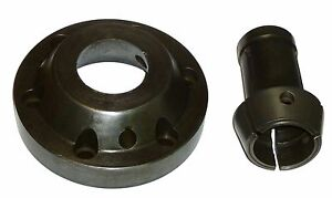 W s Turret Lathe Master Collet Assembly 3 Pads A6 Spindle Nose Mount