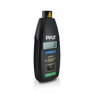 Pyle Pyle Digital Non Contact Laser Tachometer W Lcd Display