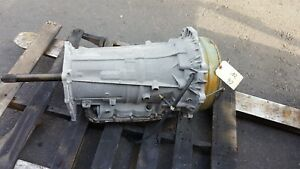 2008 Corvette C6 6 Speed 6l80 Automatic Auto Transmission With Converter 8cya