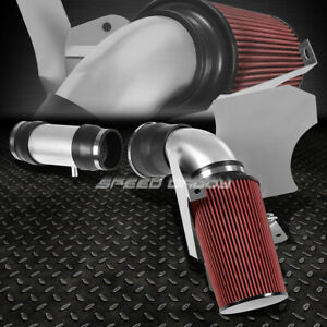 For 99 04 Superduty Excursion 6 8 V10 Cold Air Intake Aluminum Pipe Heat Shield