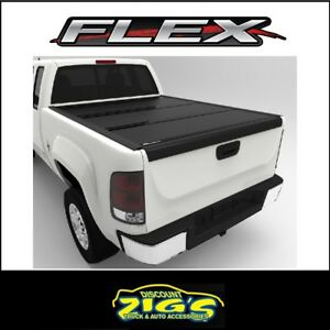 Undercover Flex Hard Folding Tonneau Cover For 2019 Ram 1500 5 7 Bed