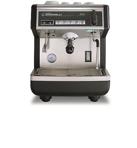 Nuova Simonelli Appia 1 Group Volumetric Automatic Espresso Machine Excellent