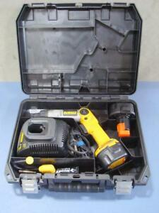 Dewalt Dw920 Heavy Duty Cordless Screwdriver With Case