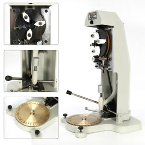 Inside Ring Engraver Engraving Machine Two Faces Standard Letter Block Dial Font