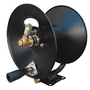 Swivel Arm Mounting Bracket Brass Pressure Washer Steel Hose Reel 3 8 X 100