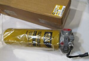 New Cat Caterpillar 1526901 Hydraulic Oil Filter Assembly 152 6901 152 6902