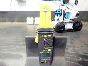 Gtc Cm100 1 Ma To 100 Amps Ac dc Low Current Clamp Meter Only