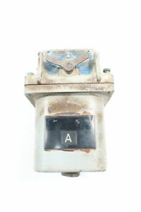 Gould 2080 Af8 Heavy Duty Start stop Switch 600v ac