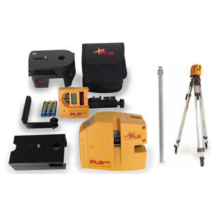Pacific Laser Systems Pls 60613 Pls480 Multi function Laser System Kit