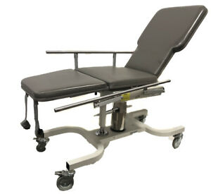 Biodex Deluxe Ultrasound Mobile Table 056 605 Height Adjustable
