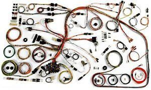 1967 1972 Ford Pickup Truck American Autowire Wiring Harness Kit 510368