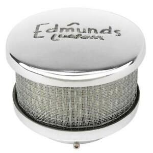 Edmunds Custom Air Cleaner Short 2 5 8 Inch Neck