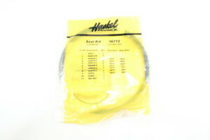 New Haskel 16772 Pump Seal Kit