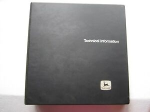 John Deere Jd410 Loader Backhoe Technical Service Shop Repair Manual Tm 1037