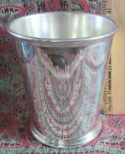 S Kirk Son Sterling Mint Julep Cup No Mono 277