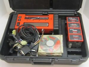 Snap On Mt 2500 Diagnostic Scanner And Accessories With Case