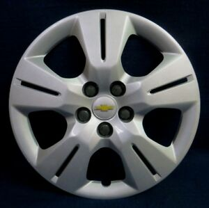 Chevy Trax 2013 2018 15 5 Spoke Silver Wheel Cover Hubcap 1 Oem 3998