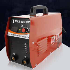 Mma Mini Electric Welder 110 220v 20 180a Igbt Inverter Arc Welding Machine Tool