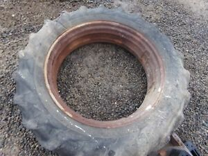 Farmall 460 Tractor 14 9 38 Tire And Rim