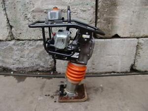 Multiquip Mikasa Jumping Jack Tamper Rammer Mt 65h Nice Shape