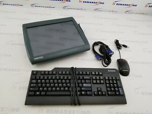 Micros Workstation 5a Touch Pos Ws5 400814 101 Point Of Sale System Bundle