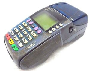 Verifone Omni 3750 Credit Card Terminal Reader M197 510 14 Us1 284046