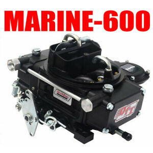 Quick Fuel M 600 600 Cfm 4150 Gas Electric Choke Marine With J tubes M 600 New