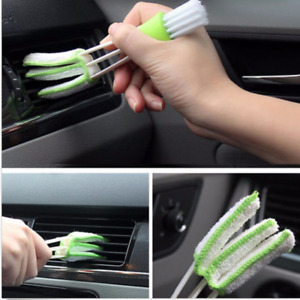 Universal Mini Clean For Car Indoor Air Condition Brush Tool Car Care Detailing