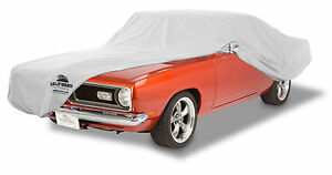 1977 Ford Maverick Grabber Edition Custom Fit Grey Superweave Outdoor Car Cover