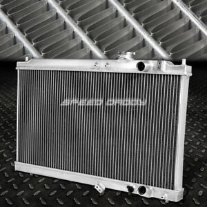 For 94 01 Acura Integra Gs Rs Db Gsr Dc2 Mt 2 Row Full Aluminum Racing Radiator