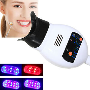 Dental Teeth Whitening Led Lamp Bleaching Accelerator Blue Purple Red Light Sa 3