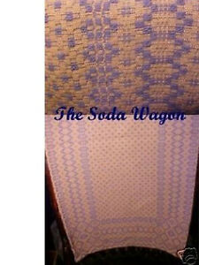 Colonial Style Jacquard Table Runner Norse Kitchen Design New