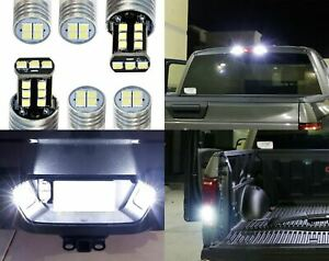 Led License Plate Backup High Mount Lights Combo Kit For 2018 Up Ford F 150