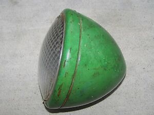 1940 s Or 1950 s Used John Deere Head Or Tail Light